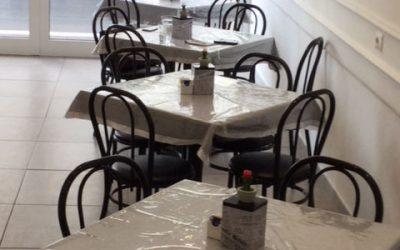 Servizio ai tavoli